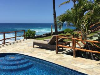 Private Oceanfront Home, Gated with Pool & Spa, Kailua-Kona
