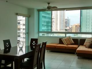 Hermoso Apartamento amoblado en Vía Argentina., Ciudad de Panamá