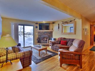 Steamboat Ski Resort condo, 500 yds from Mountain, Steamboat Springs