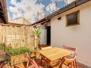 Sannio Terrace White apartment in San Giovanni {#…