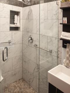 Suite III Bathroom with Shower