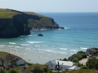 Thorncliff Penthouse Apartment, Mawgan Porth