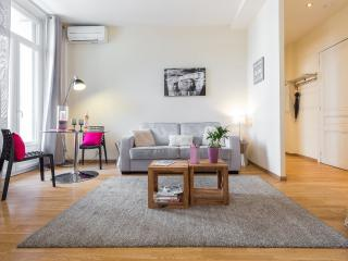 So Central - 1 BR, WI-FI, air con, ideal vacation, Cannes