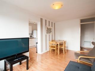 Bright comfortable one bedroom apartment, sleeps 4, London
