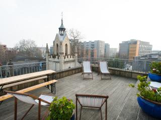 Large Terrace Bright Spacious Flat Bermondsey St, London