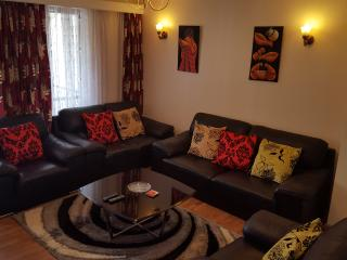 Modern Furnished 2 bedroom Apartment in Lavington, Nairobi
