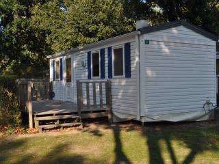 Mobil-home sur Camping**** Saint Hilaire de riez, Saint-Hilaire-de-Riez