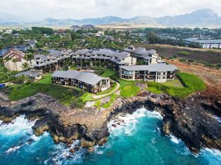New Listing! Quiet 3BR Koloa Condo w/Wifi, Private Balcony & Breathtaking Ocean/Mountain Views - Walk to Both Poipu & Brennecke's Beaches!