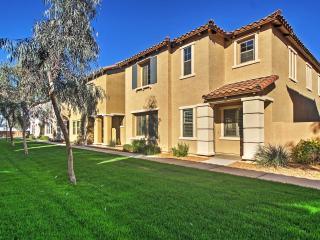New Power Ranch listing! Outstanding 4BR Gilbert House w/Wifi, Private Patio & Access to 5 Community Pools! Conveniently Located Near Golf, Recreation, Shopping & More - Just 5 Minutes from Topgolf!