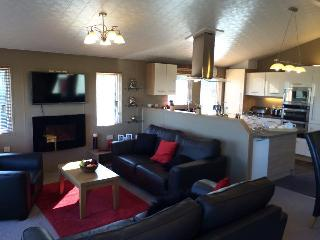 Browns Leisure Breaks Limited Luxury Lodge 284, White Cross