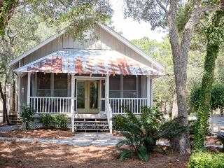 Grayton's Goodnight Moon Cottage, Old Grayton Bch, Grayton Beach