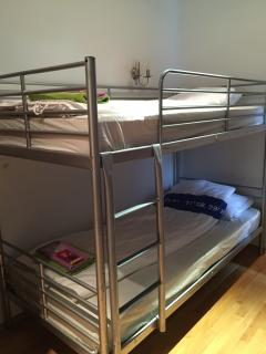 single room with bunk