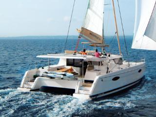 Croisière Antilles catamaran HELIA 44, Le Marin