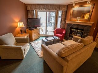 Canmore Windtower Lodge 2 Bedroom Fully-Equipped Condo