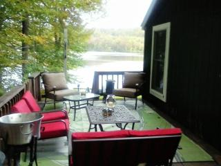 Adirondack Waterfront Cabin in South Colton, N.Y.
