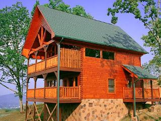 Starr Crest Resort Luxury Cabin, Sevierville