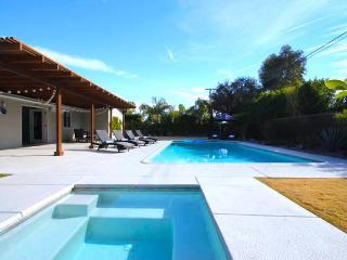 Palm Springs Mod,Luxury 3Bd,Pool, Spa, Mountains