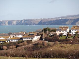 7 Bedroom House with Sea Views, Pool & Log Fire, Port Isaac