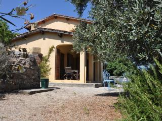Villa in Porto Azzurro fantastic view and garden