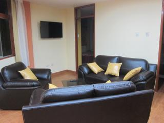 Furnished 3BR apartment Huanchaco