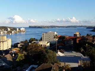Manly Beach & Harbour Views, Fairlight