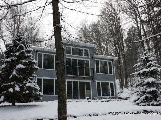 Muskoka Luxury Waterfront Cottage Retreat, Baysville