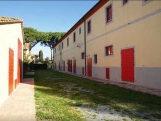 Appartamento in casa colonica, Donoratico