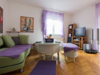 Angela Zagreb with 2 Bedrooms & Garden