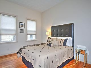 Boston's 2 bedroom vacation rental condo near Stony Brook's Orange line subway