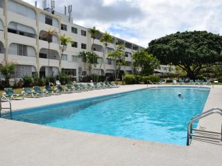 1 Bed apartment, 5 minutes walk beach, west coast, Holetown