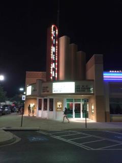 Cinema around the corner