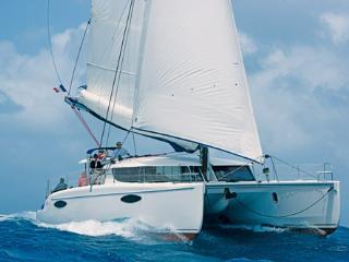 Croisière Antilles catamaran Orana 44, Le Marin