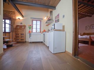 Pilu's apartment kitchen
