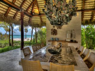 An Exceptional And Exquisite Beachfront Luxury Villa