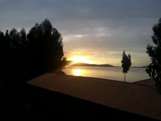 vista desde nuestra casa munay lodge