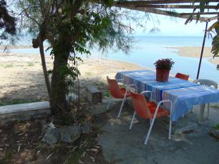 Beachfront Apartment for 2-4 people, Perivoli