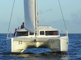 Croisière Antilles catamaran Lipari 41, Le Marin
