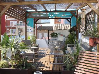 Apartamento tipo loft con terraza.N0 Rg VT-36453-V