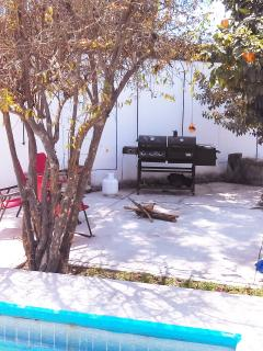 Nice and quiet house with pool close to the square, Tequisquiapan