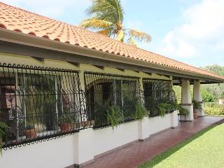 The Brash Villa of Tobago