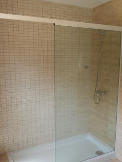 Large Family Shower