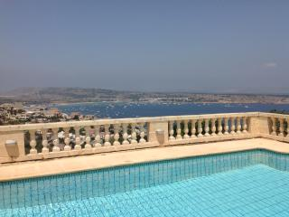 Beautiful villa with magnificent sea views, Mellieha