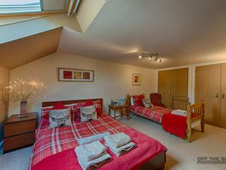 The Old Town Hall B & B, Family Room, Innerleithen