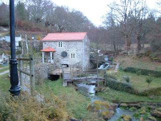 Authentic old mill, Palas de Rei