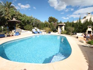 Calypso - holiday home with private swimming pool in Moraira