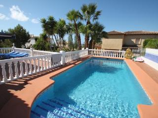 El Molino - well-furnished holiday villa in Benissa, La Llobella