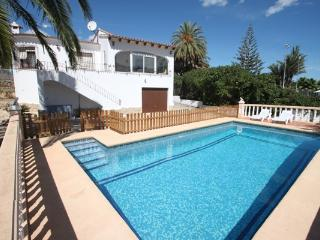 Juliasol - holiday home with private swimming pool in Moraira