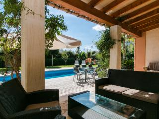 Modern villa in small community surrounded by pine woods and mountains - HM010CRF, Sa Pobla