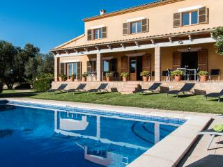 Country house with pool in Manacor, ideal for large groups and only 2 km from the beach - HM010SCC, Porto Cristo