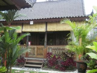 Jasmine cottage Ubud. Gorgeous, javanese style